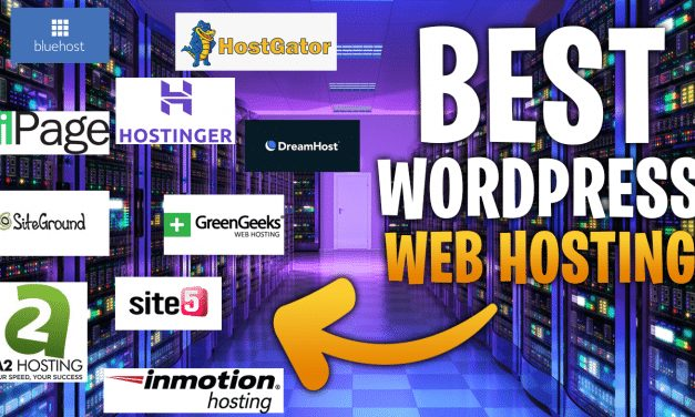 Best Web Hosting Services For WordPress In 2020