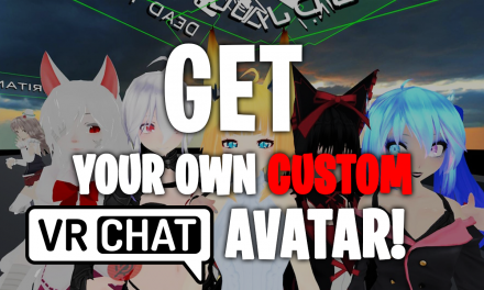 Best Places To Get VRChat Custom Avatar Commissions In 2020