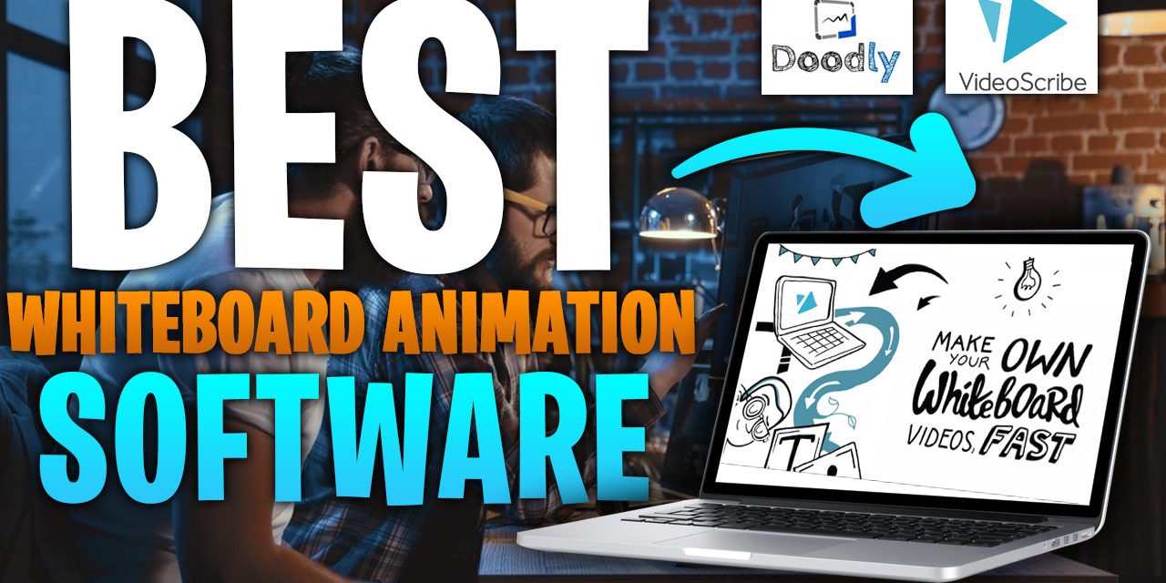 9 Best Whiteboard Animation Software In 2021 (Our Top Picks)