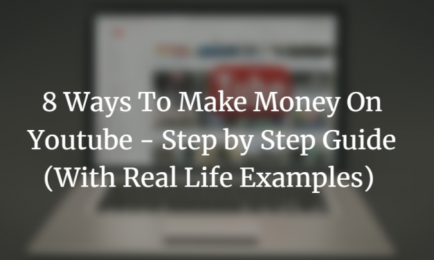 How To Make Money On YouTube In 2021 (Step By Step Guide)