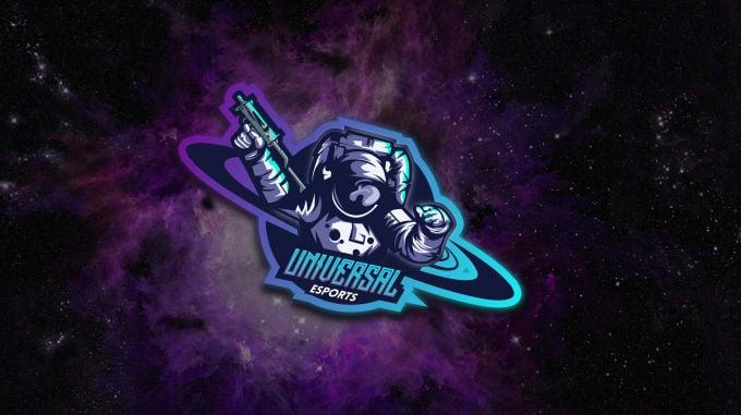 make a professional twitch logo, esports, mascot